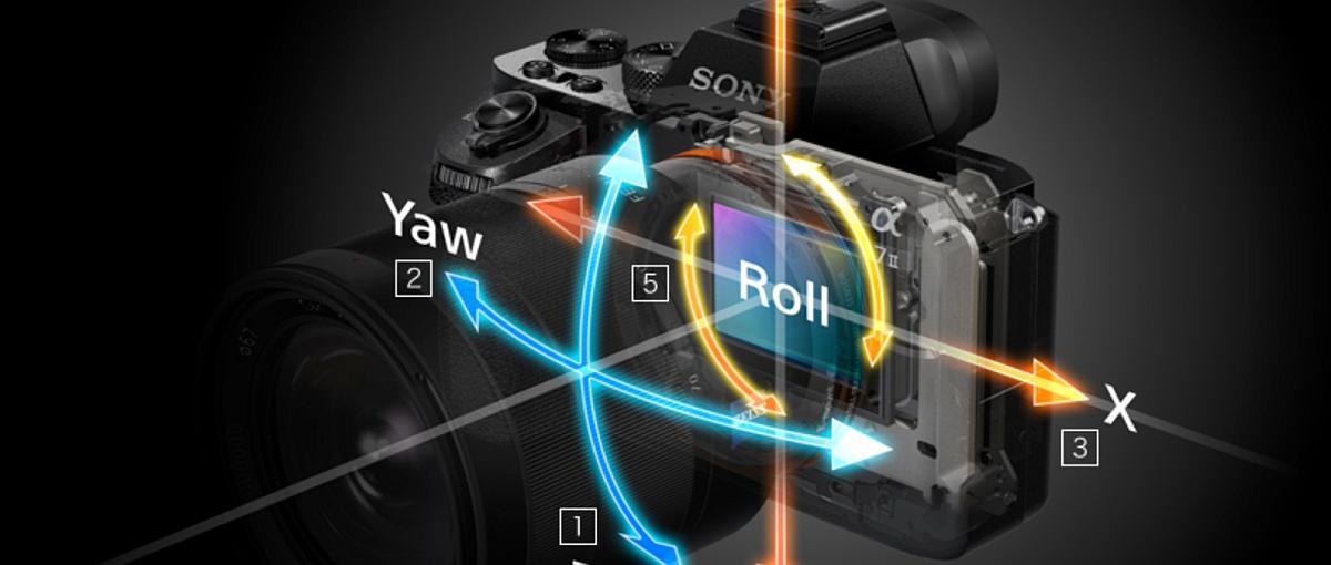 Tak działa pięcioosiowa stabilizacja w nowym Sony A7 II. Robi wrażenie