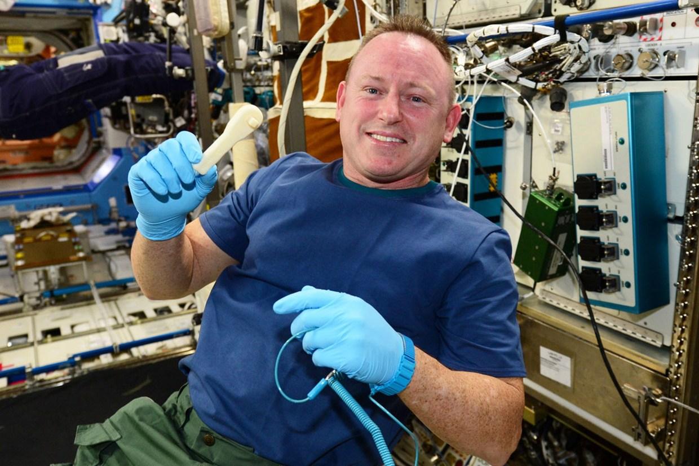 Pierwszy raz NASA wysłała potrzebne astronaucie narzędzie… mailem