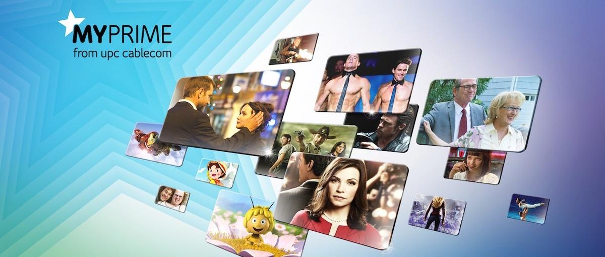 Polacy w końcu mogą przebierać w ofertach VOD. UPC oficjalnie startuje z MyPrime!