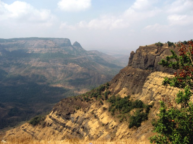 Western Ghats at Matheran, Maharashtra, India