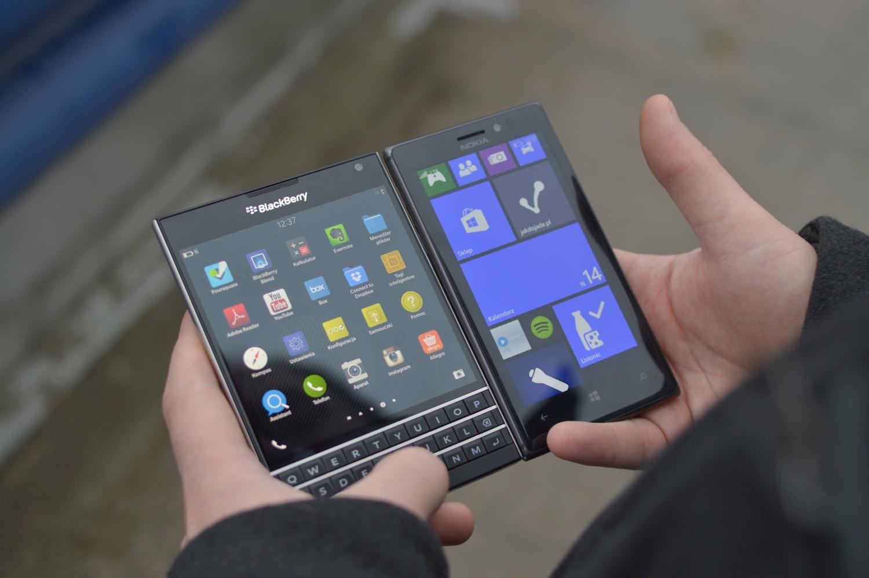 BlackBerry właśnie dało fanom jeszcze trochę czasu, żeby zapomnieli o BlackBerry 10