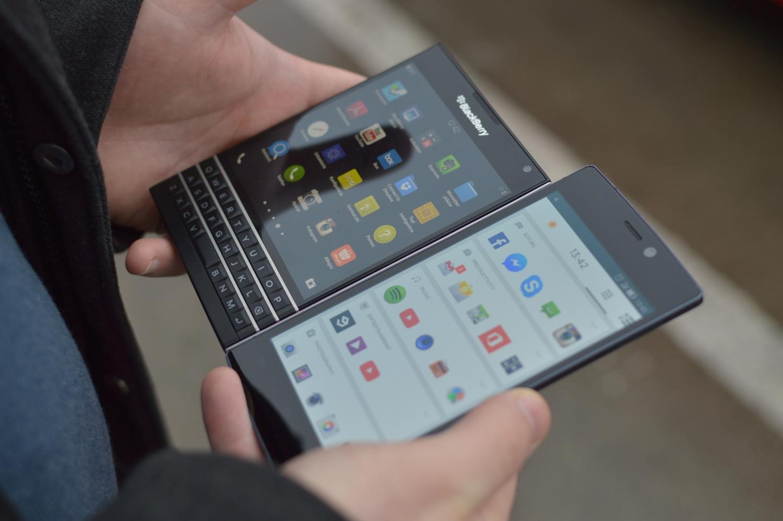BlackBerry z Androidem to pomysł świetny i straszny jednocześnie