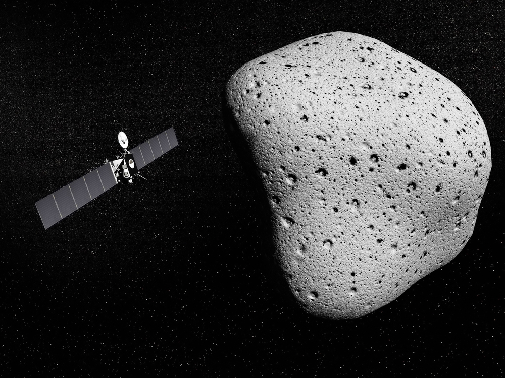 Rosetta kontra kometa: sonda kosmiczna wysłała ostatnie zdjęcie i uderzyła w powierzchnię