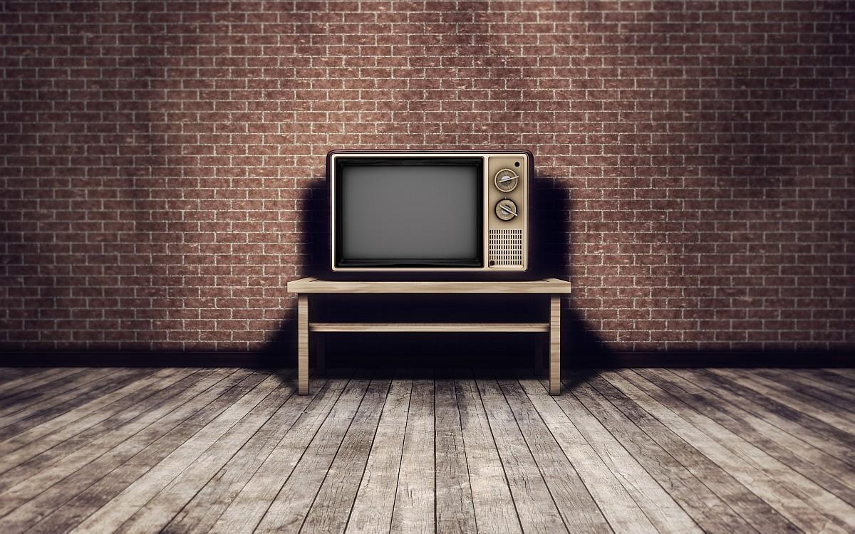 Nie oglądam telewizji od pięciu lat. Niczego nie żałuję
