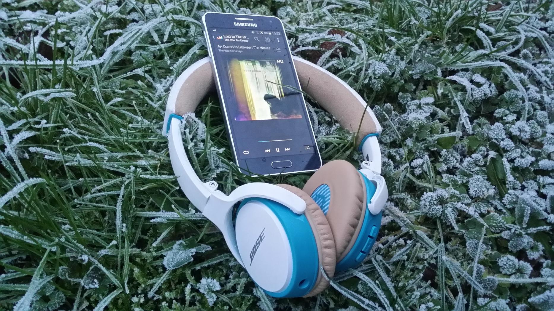 Te bezprzewodowe słuchawki Bose oprócz jakością i baterią zachwyciły mnie też estetyką