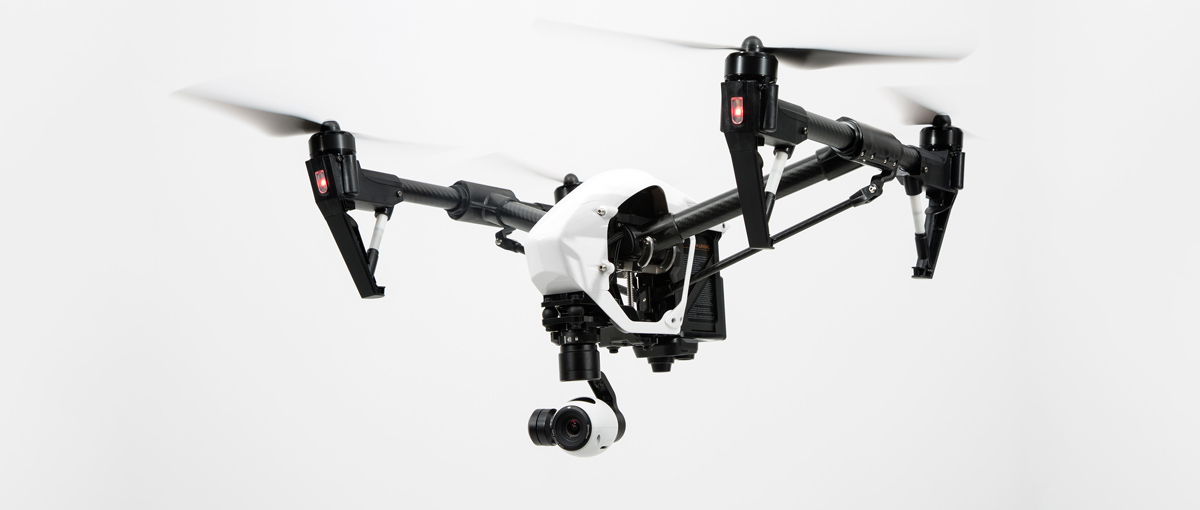 Kamera i stabilizator z najnowszego drona DJI Inspire 1 dostępne… bez drona