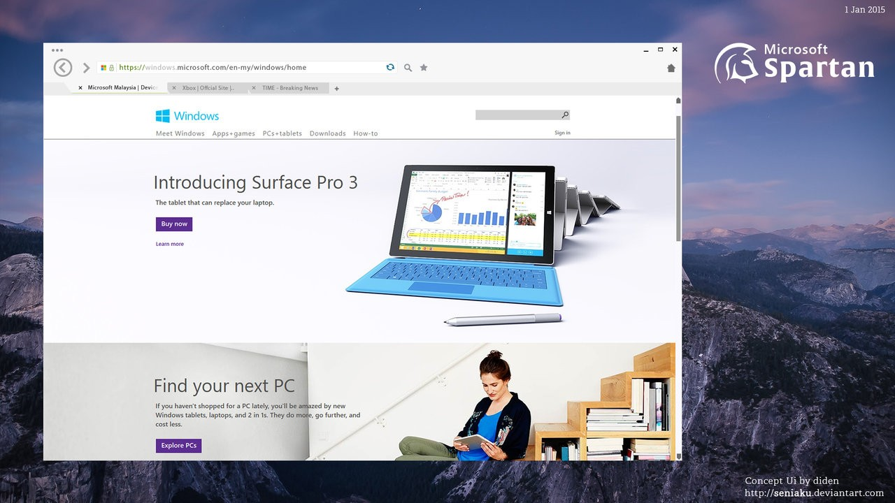 Project Spartan, czyli właściwie dlaczego nie udało się uratować Internet Explorera