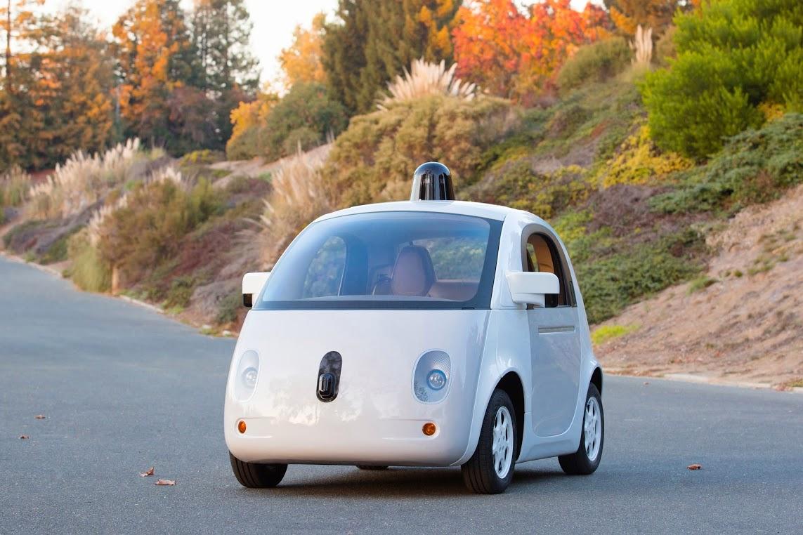 Kinect w Google Car? To by rozwiązało kilka problemów