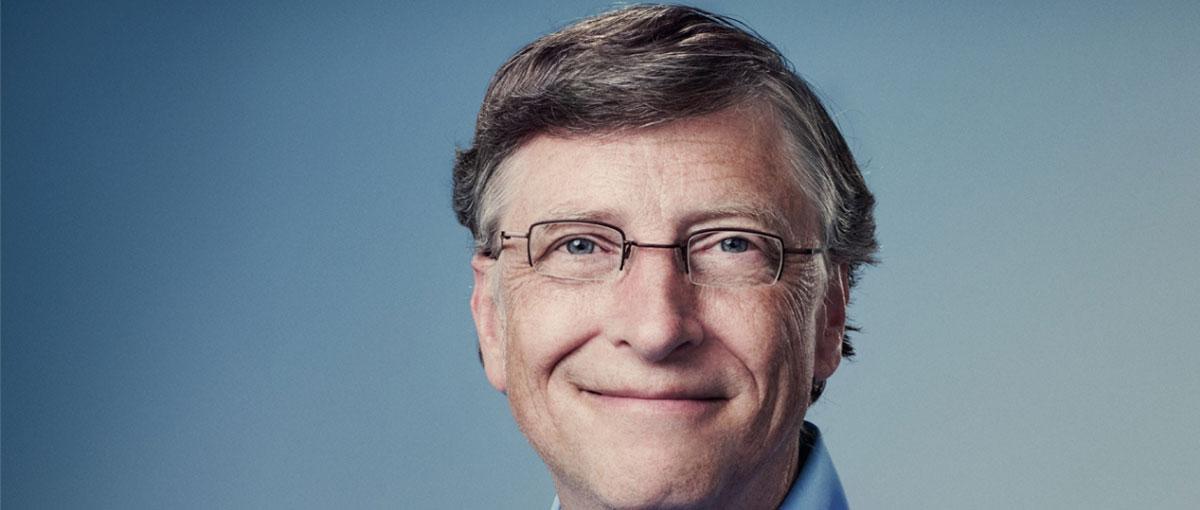 Bill Gates jednak miał coś w sobie z wizjonera