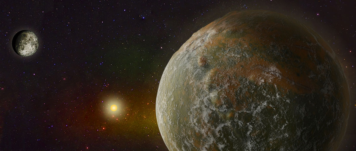 """""""Interstellar"""" na żywo, czyli dwie planety, na których może kiedyś zamieszkamy"""