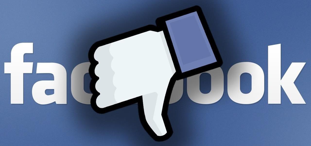 Na Facebooku lepiej nie miewać gorszych dni