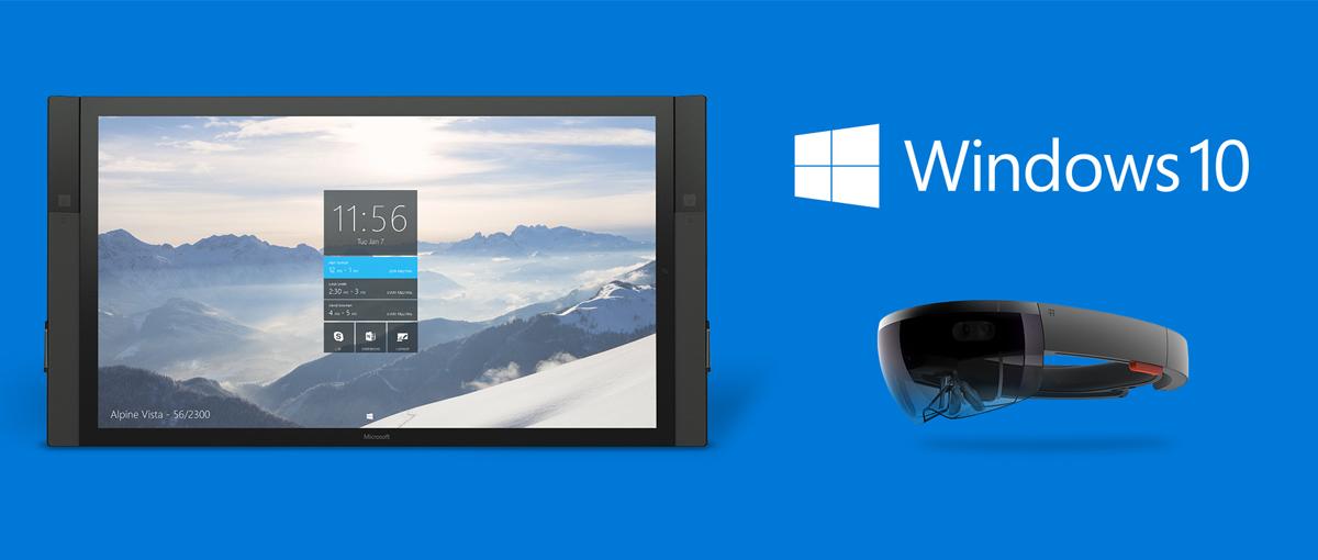 Microsoft Surface Hub – zapowiedź telewizorów z Windowsem, czy przerośnięty tablet dla biznesu?