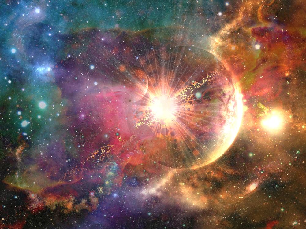 Czy nasza galaktyka jest wielkim tunelem czasoprzestrzennym?