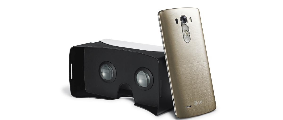 Wirtualna rzeczywistość na wyciągnięcie… flagowego smartfona LG