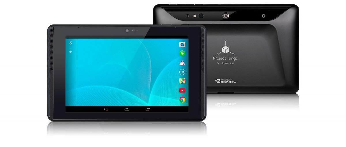 """Project Tango to nie tylko eksperyment. Do czego Google wykorzysta """"tablet z Kinectem""""?"""
