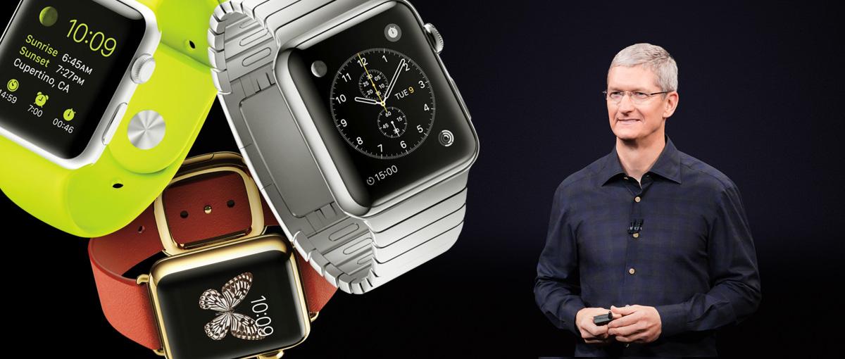 Kup najdroższego Apple Watcha i wymieniaj za opłatę techniczną na nowy co roku, czyli jak rozumiem 'Spring Forward' z zaproszenia Apple