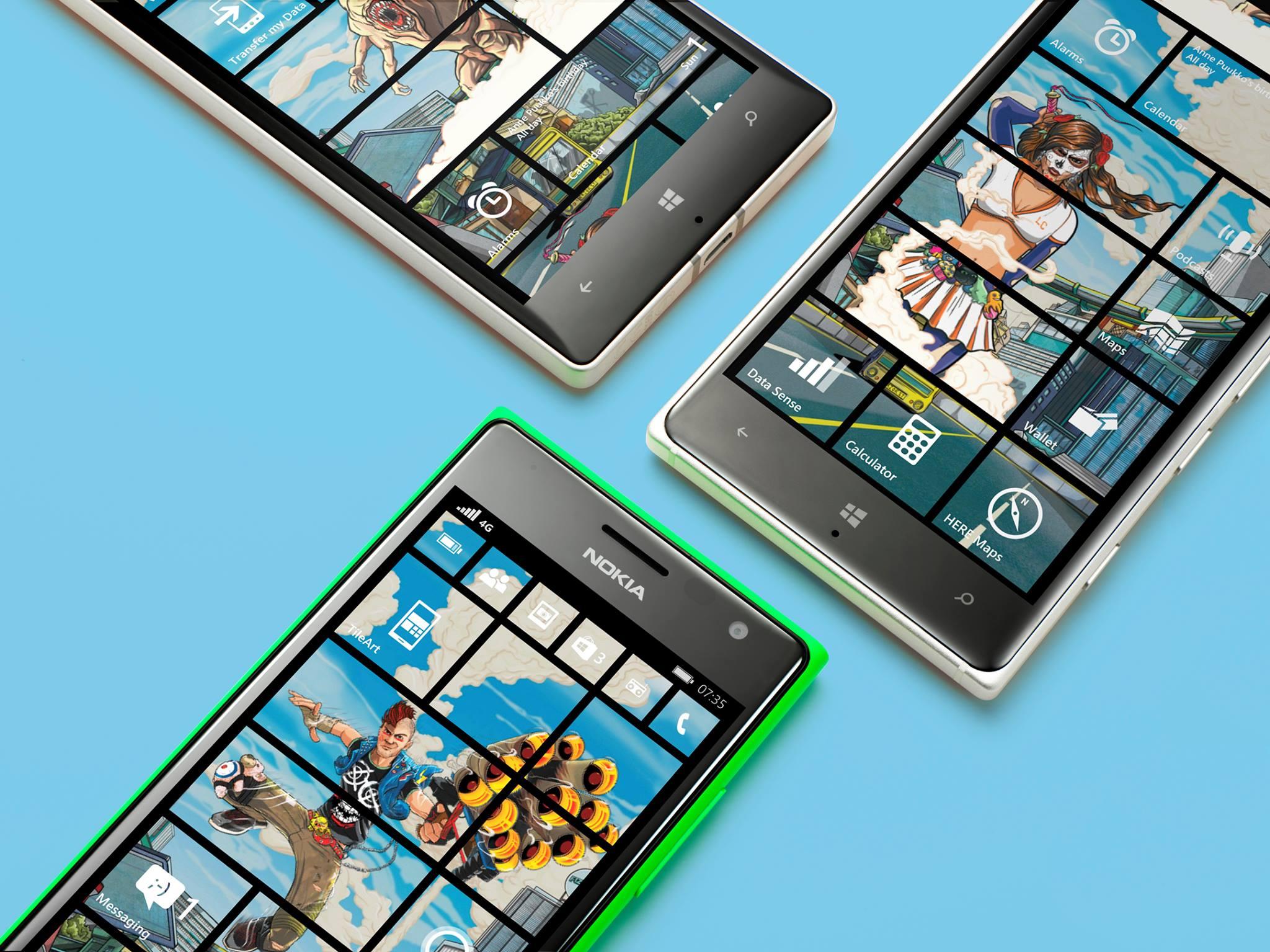Microsoft odkrył karty – garść nowości w Windows 10 dla telefonów