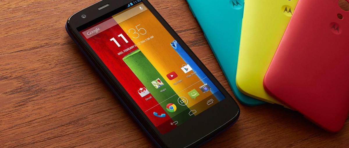 Dobra wiadomość, dla niektórych posiadaczy Moto G: spodziewajcie się nowego Androida