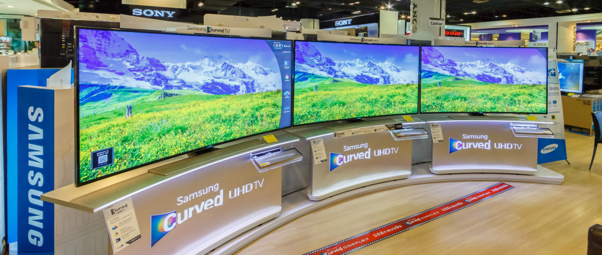 Mój Smart TV zmienił się w tubę reklamową Samsunga. Dziękuję za takie innowacje