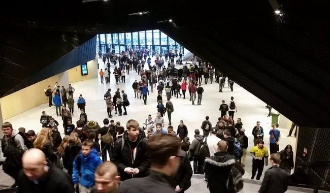 Odwiedzić Intel Extreme Masters 2015 z aplikacją mobilną to jak gra na kodach