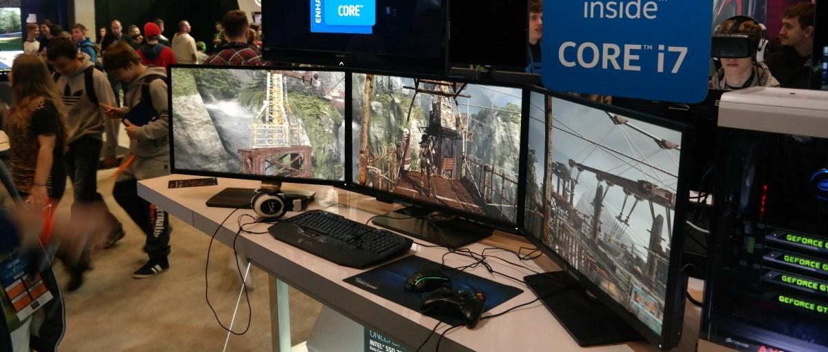 Intel Extreme Masters to nie tylko impreza growa, ale też sprzętowa. Oto najciekawsze komputery i akcesoria