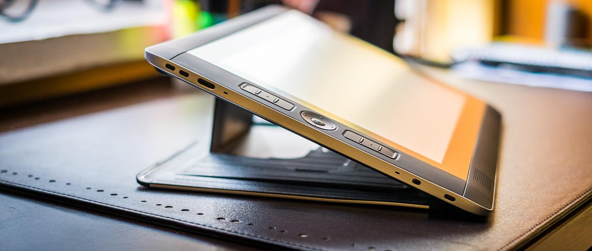 Czy to tablet, czy komputer? Wacom Cintiq Companion 2 – recenzja Spider's Web