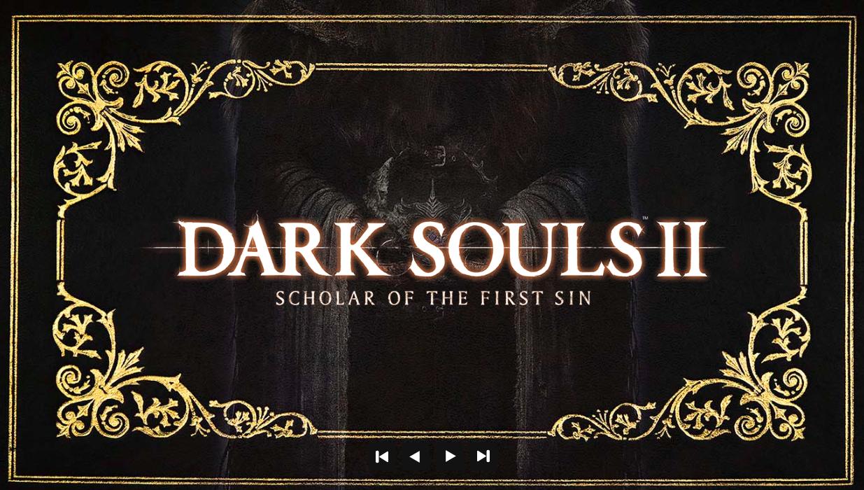 Wielka księga Dark Souls II: Scholar of the First Sin