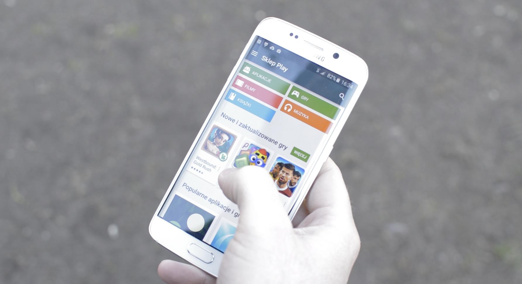 Kupisz samochód czy smartfon? Samsung Galaxy S6 Edge – wideo recenzja Spider's Web