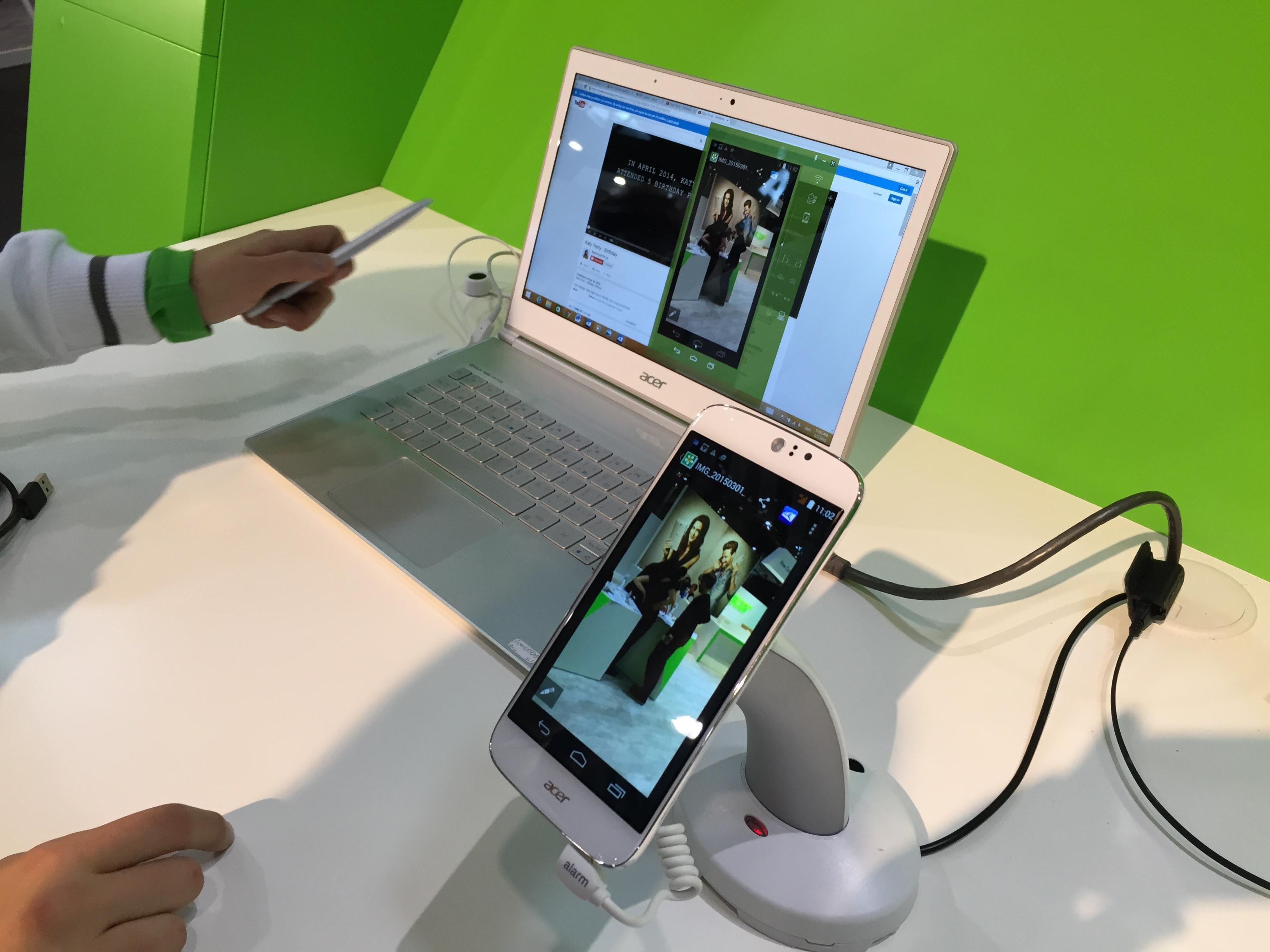 Acerowi udało się połączyć Androida z Windowsem tak, że aż chce się z tego korzystać