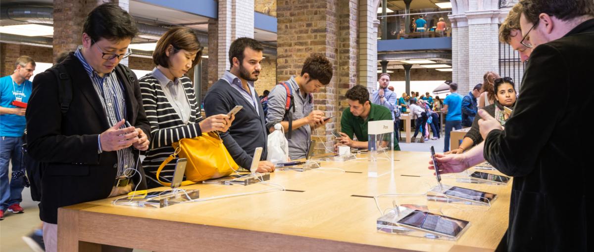 Apple nie miał tak dobrego wyniku od 2011 roku. Efekt? iPhone na pozycji lidera