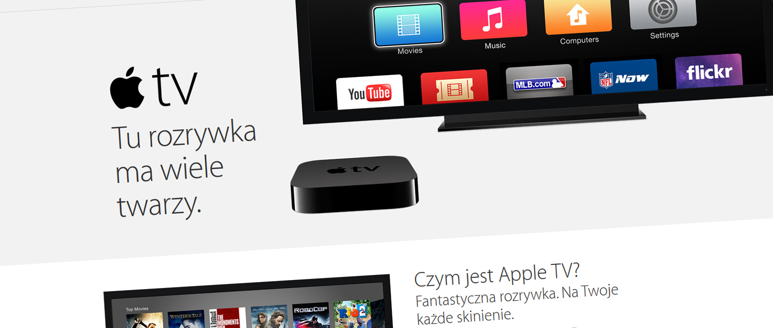 Apple w końcu spełni marzenie Jobsa? Firma chce wystartować z własną telewizją