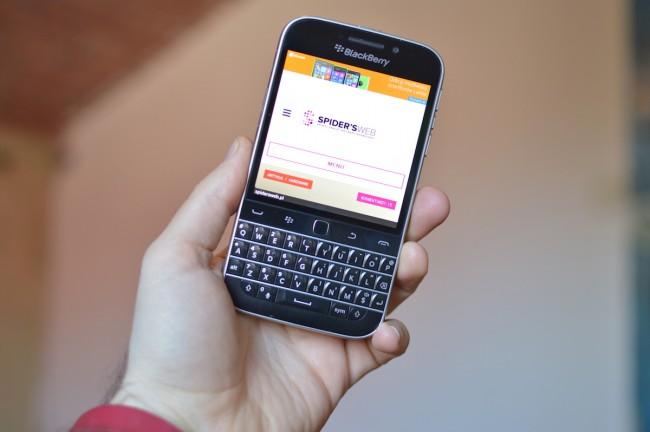 blackberry classic 11