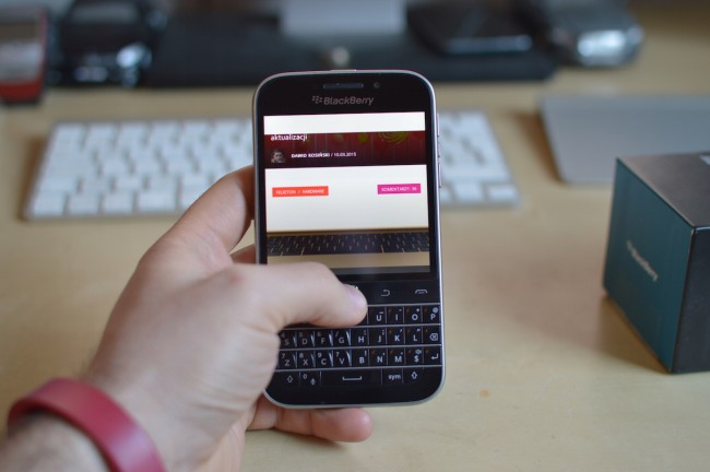blackberry classic 20