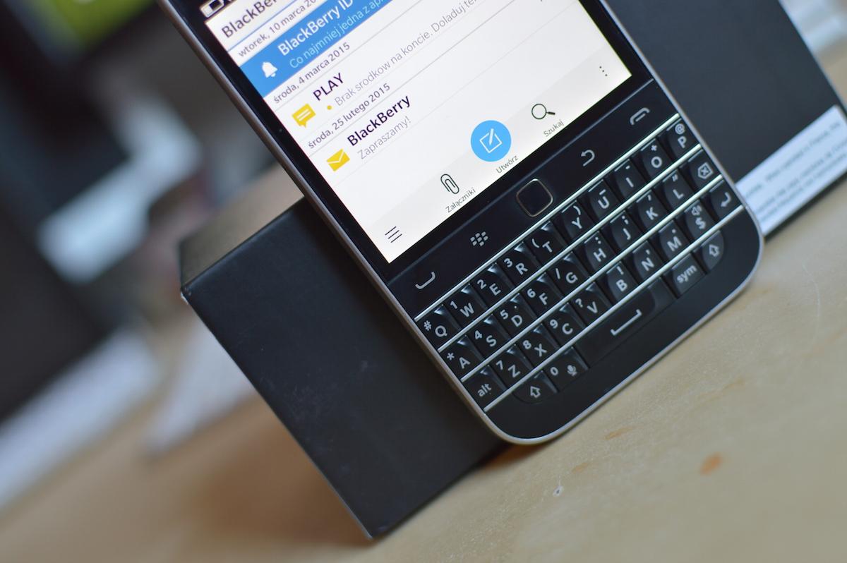 Nadal nie rozumiem, dlaczego ktoś miałby kupić BlackBerry. Szczególnie teraz