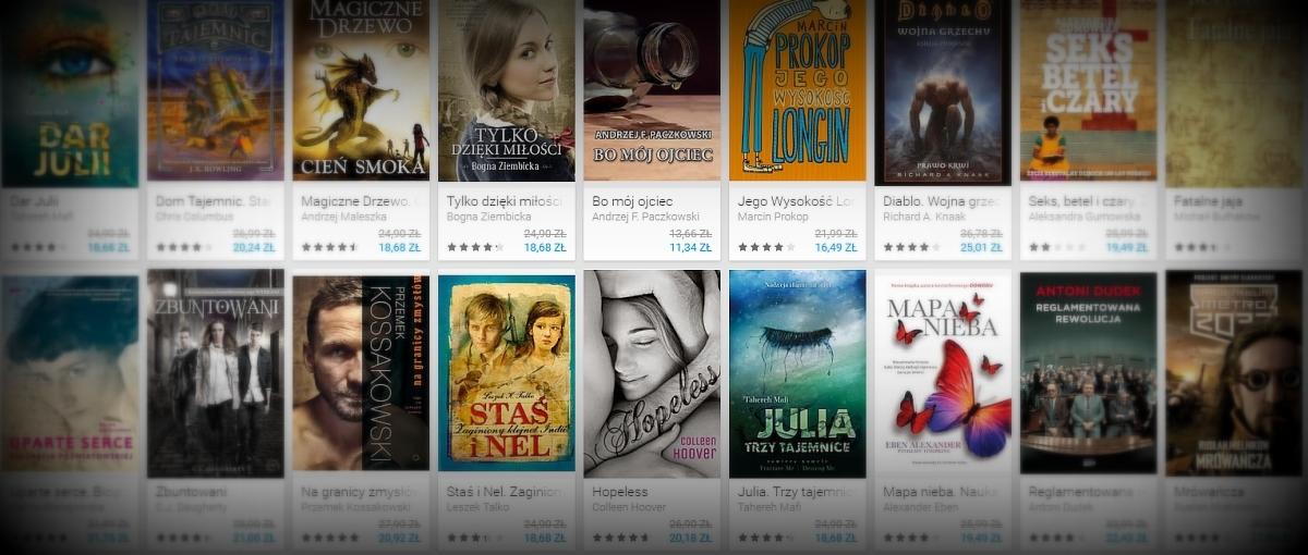 Uważaj, jakie książki pobierasz z Google Books. Nie każda jest tym, czym się wydaje