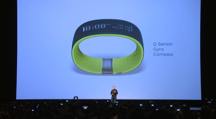 HTC wchodzi na rynek opasek fitness. Poznajcie HTC Re Grip