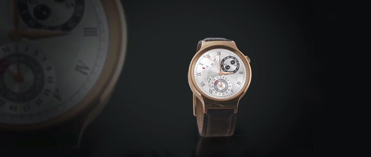Nowy smart zegarek Huawei zapiera dech w piersiach!
