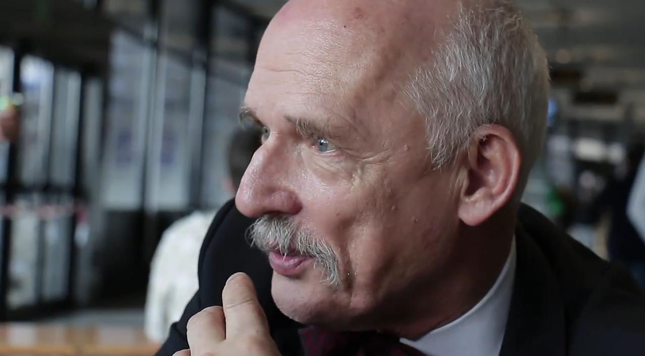 Spider's Web TV – Janusz Korwin-Mikke na IEM 2015: sam jestem graczem