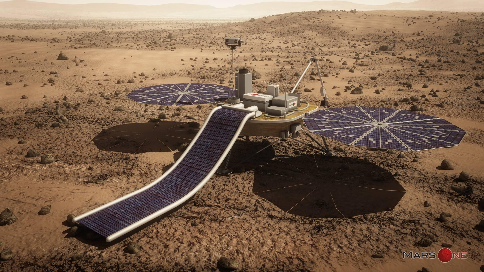 Brak sprzętu i załoga bez wykształcenia –  samobójcza misja na Marsa może okazać się wielką porażką