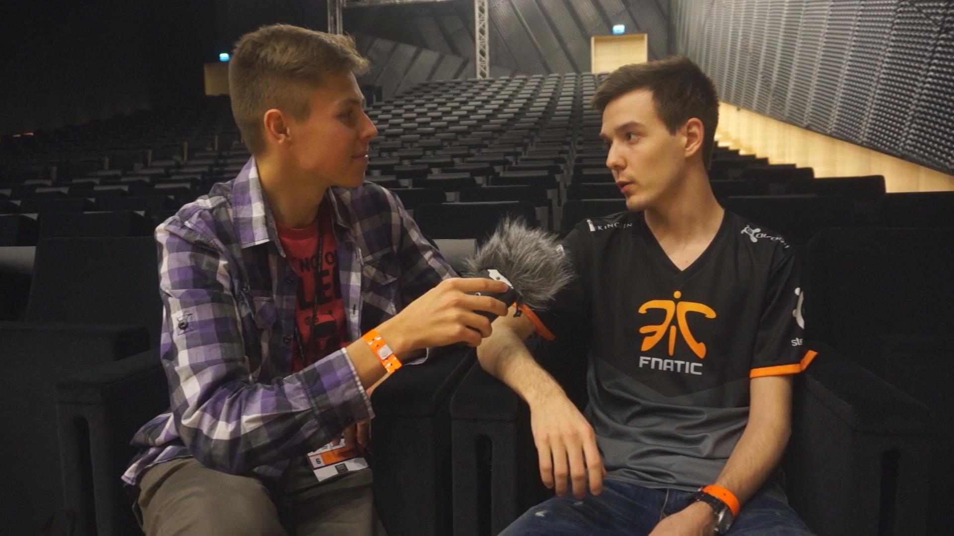 """""""To najlepsze doświadczenie w e-sporcie"""" – rozmawiamy o IEM z mistrzem CS:GO"""