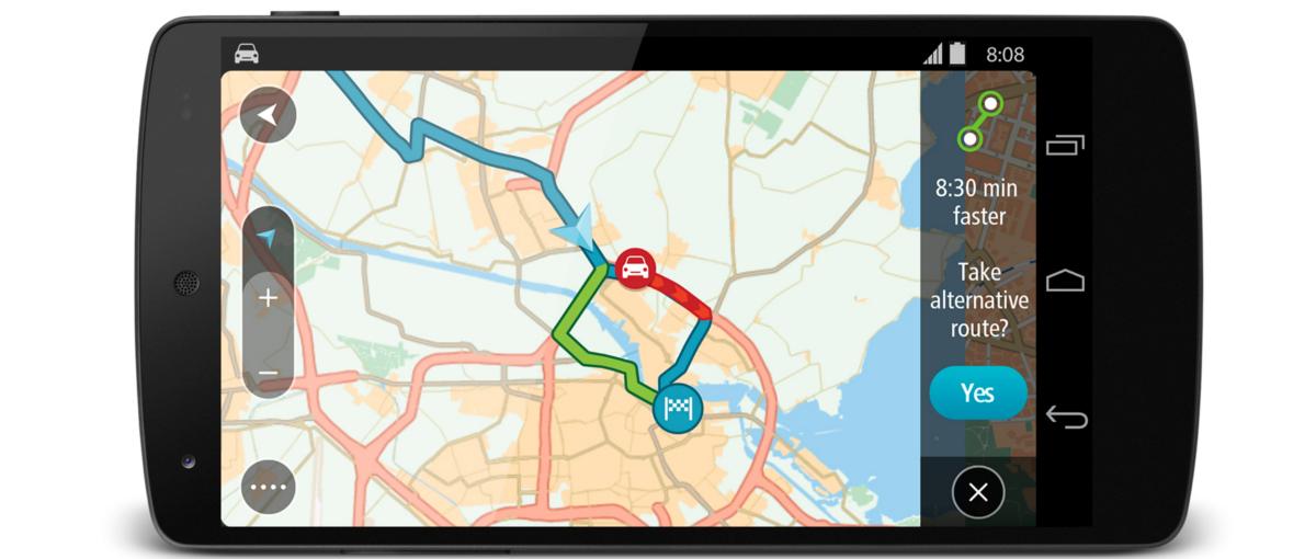 Nowa nawigacja TomTom Go Mobile, której możesz używać za darmo, debiutuje na Androidzie – pierwsze wrażenia Spider's Web