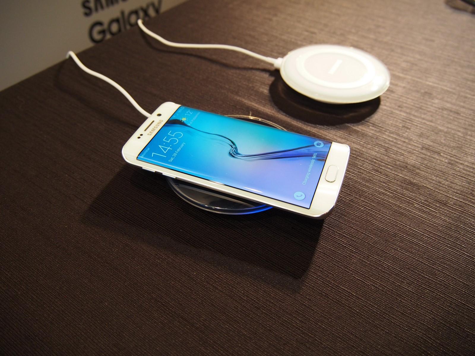 Premiera Samsunga Galaxy S6 oraz Galaxy S6 Edge – Spider's Web TV