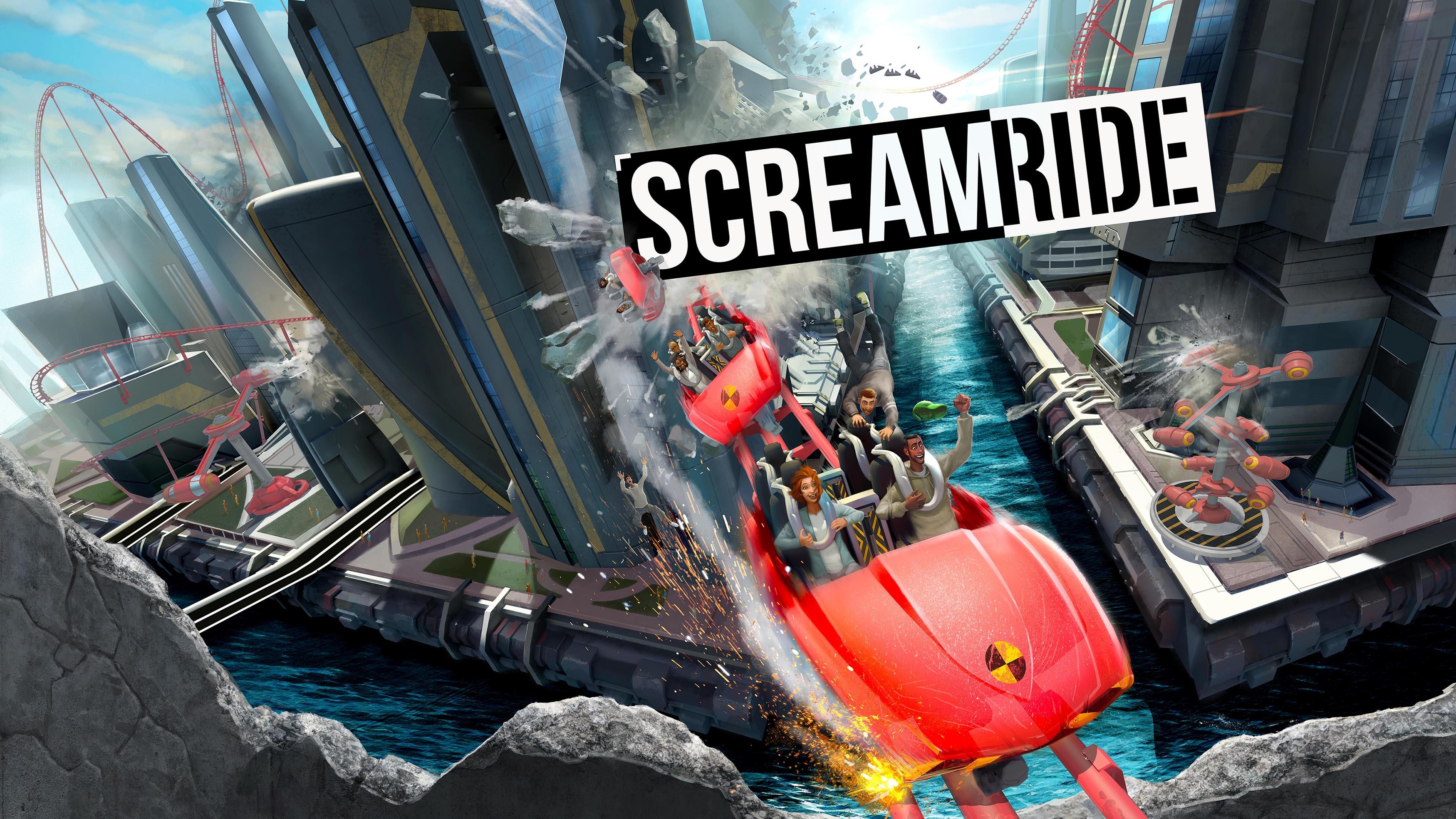 Cztery powody, dla których ScreamRide zasługuje na znacznie więcej hałasu w mediach – recenzja Spider's Web