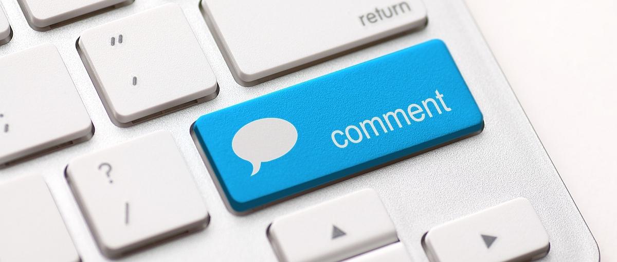 Komentowanie w sieci to nie prawo, a przywilej