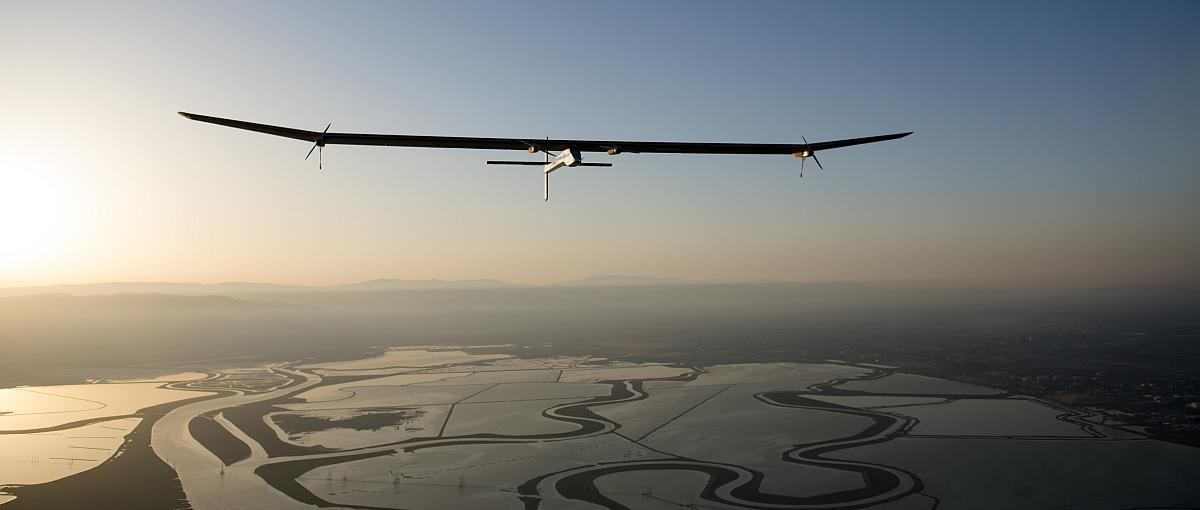 Fascynujący lot Solar Impulse 2, czyli jak człowiek próbuje okiełznać moc energii słonecznej