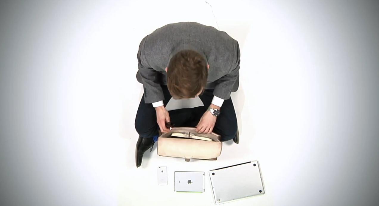 Co masz w plecaku, Tomku Machało?