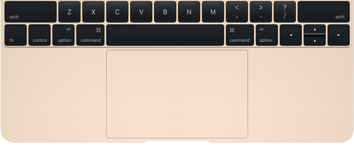 Nowy touchpad MacBooków oferuje więcej, niż przewidział Apple