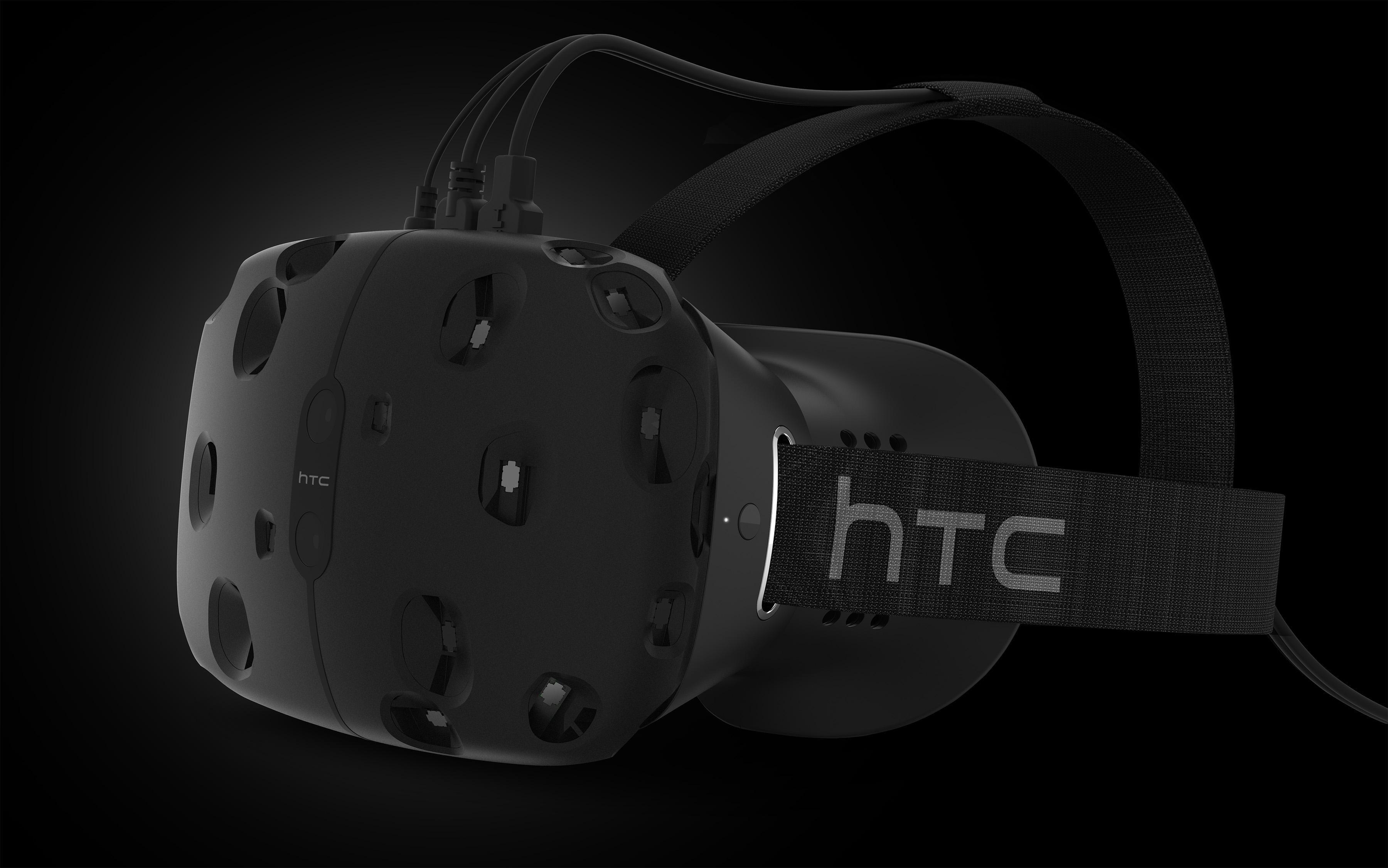 Vive od HTC i Valve zje Oculusa Rift – gracze na PC wreszcie mają swoje gogle VR
