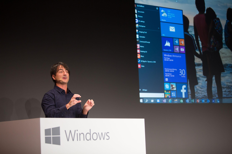 Microsoft dobrze wie, że zastanawiamy się, gdzie podział się Windows 9