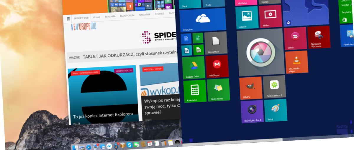 Spider's Web TV – Komputery Apple nie gryzą, czyli jak wygląda przesiadka na Maka